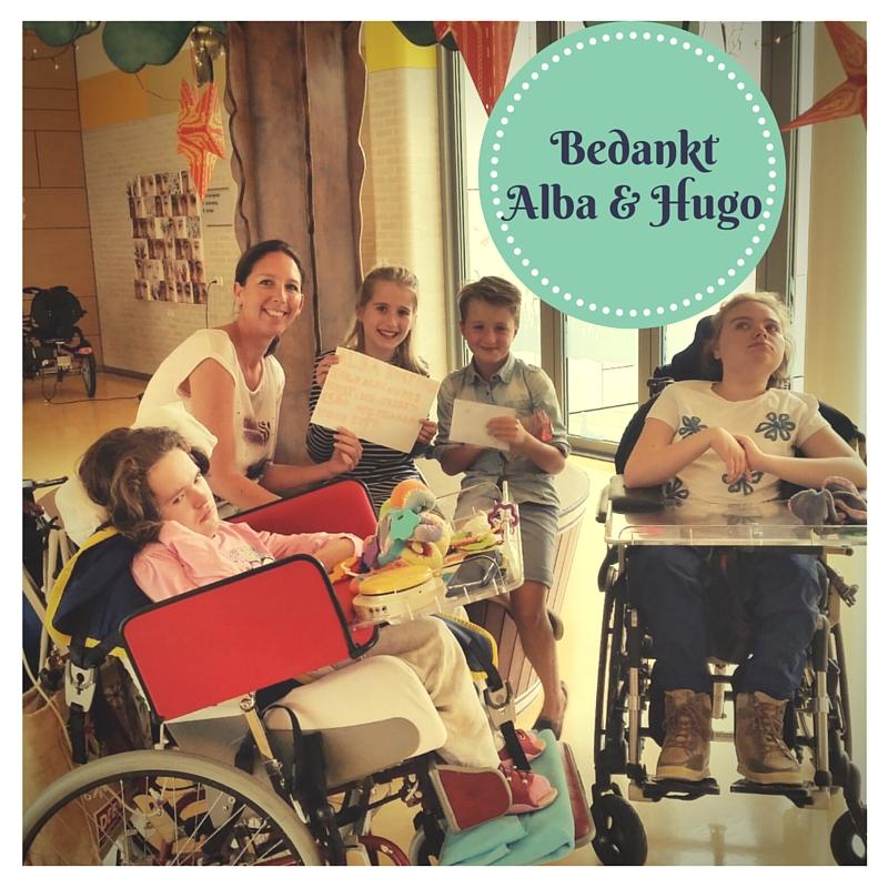 Actie Hugo & Alba