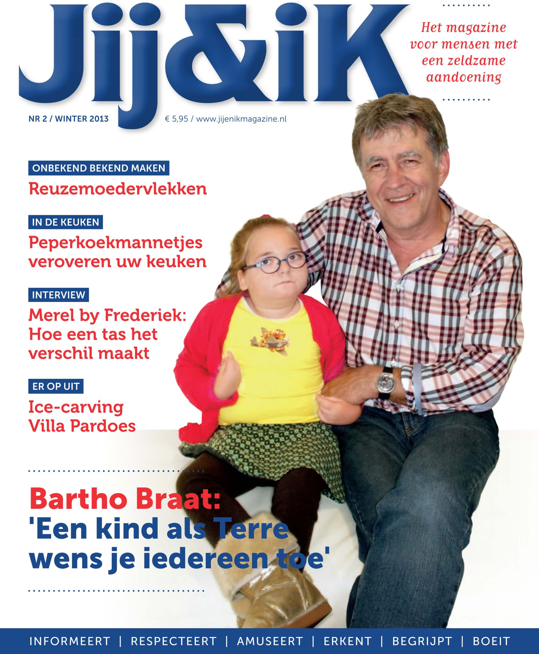 Read more about the article Jij & Ik Magazine