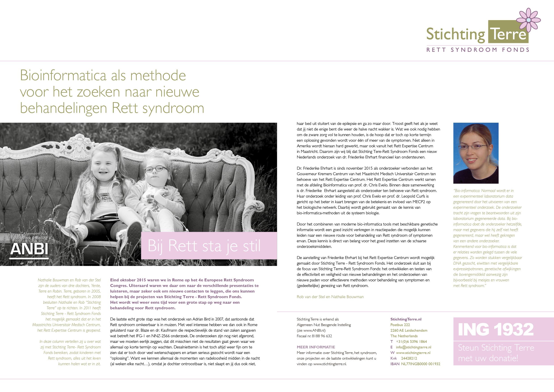 Read more about the article Nieuwe behandelingen
