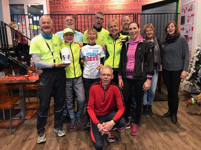 Read more about the article Oliebollenloop 2017