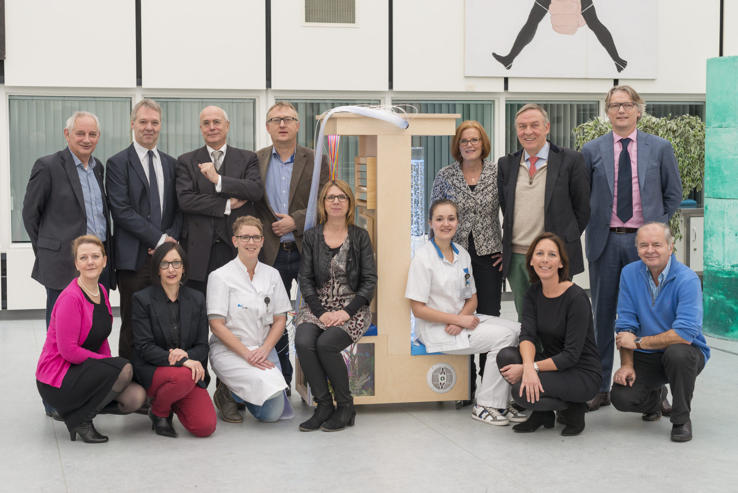 Read more about the article Snoezelkar Rett Expertisecentrum