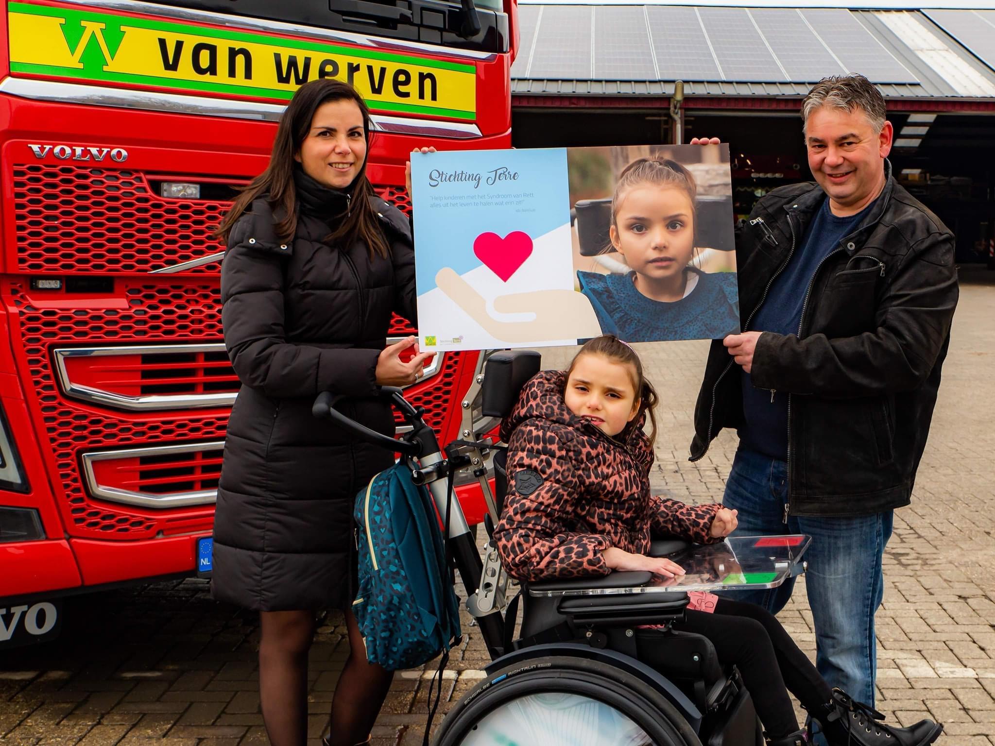 Read more about the article Sponsoractie Van Werven